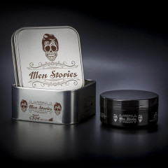 Cire extra forte Men Stories boite métal 150ML